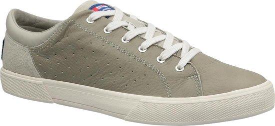 Helly Hansen Copenhagen Leather Shoe 11502-718, Mannen, Grijs, Sneakers maat: 41 EU