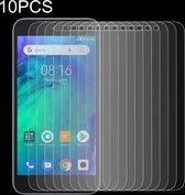 Let op type!! 10 stuks 0 26 mm 9H 2.5D getemperd glas Film voor Xiaomi Redmi gaan