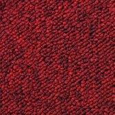 MonsterShop Tapijttegels - Textiel - Rood - 20 Stuks - 50x50cm - 5m2