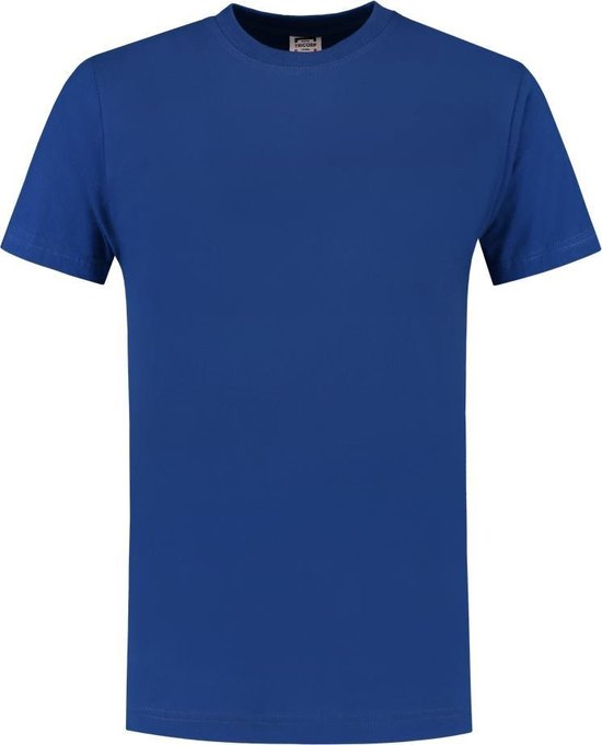Tricorp T190 Werk T-shirt - Korte mouw - Maat XXL - Koningsblauw