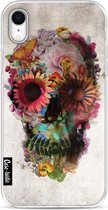 Apple iPhone XR hoesje Skull 2 Casetastic Smartphone Hoesje softcover case