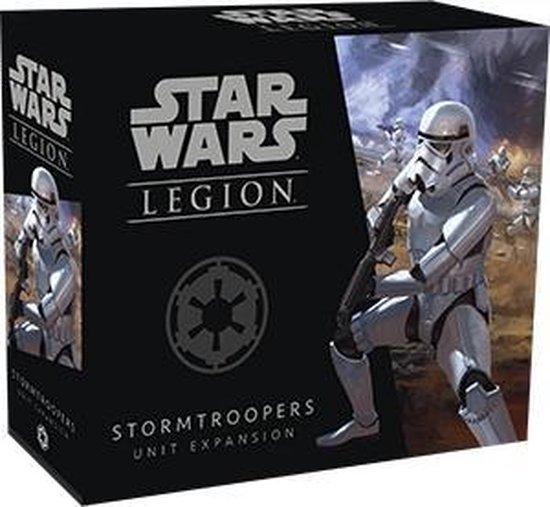 Afbeelding van het spel Star Wars Legion Stormtroopers Unit