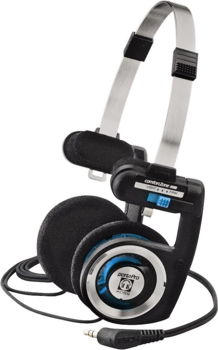 Koss Porta Pro - Over-ear koptelefoon - Zwart
