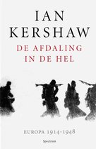 Boek cover De afdaling in de hel van Ian Kershaw (Onbekend)