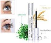SIMIA™ Eyelash Growth Serum - Wimperserum - Verzorgende Conditioner - Sterke Wimpers - Wimpergroei - Volle en Langere Wimpers - Wenkbrauwen - Wenkbrauwserum - Haargroei - Geschikt voor Gevoelige Ogen en Huid - Dierproefvrij - 5 ml
