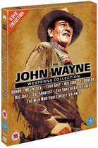 The John Wayne Westerns Collection /Movies /DVD/Collectors Edition