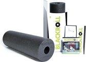 Blackroll Standard 45 cm Foam Roller  - Zwart