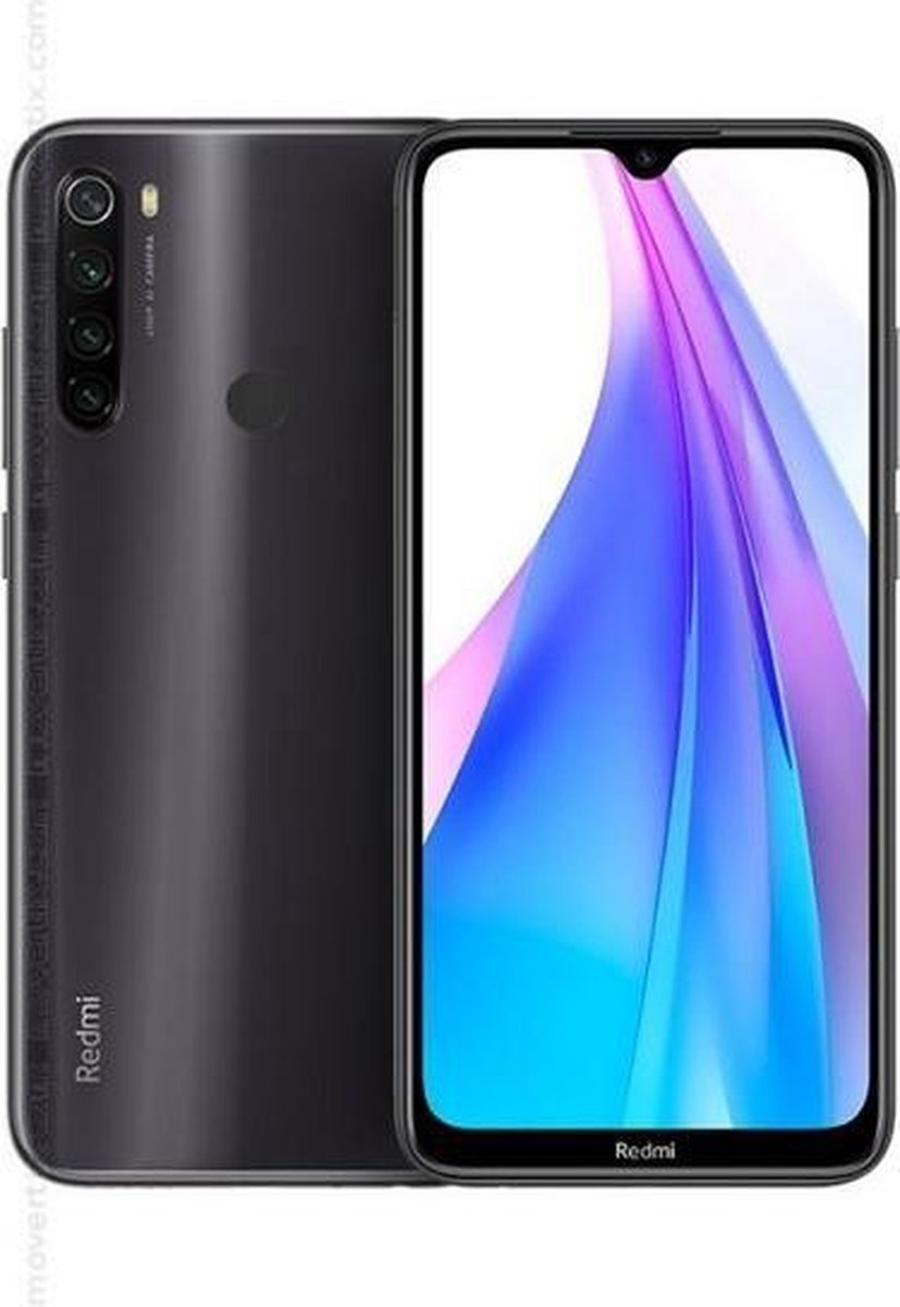 Xiaomi Redmi Note 8T 64GB Dual-SIM Grau EU [16cm (6,3) LCD Display, Android 9.0, 48MP AI Quad Kamera] kopen