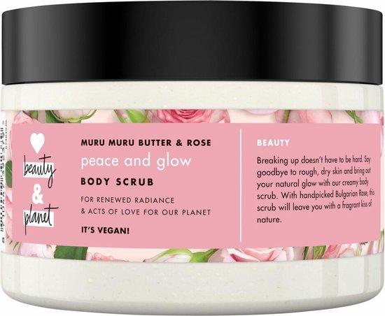 Love Beauty and Planet Muru Muru Butter & Rose - Luxe Geschenkset
