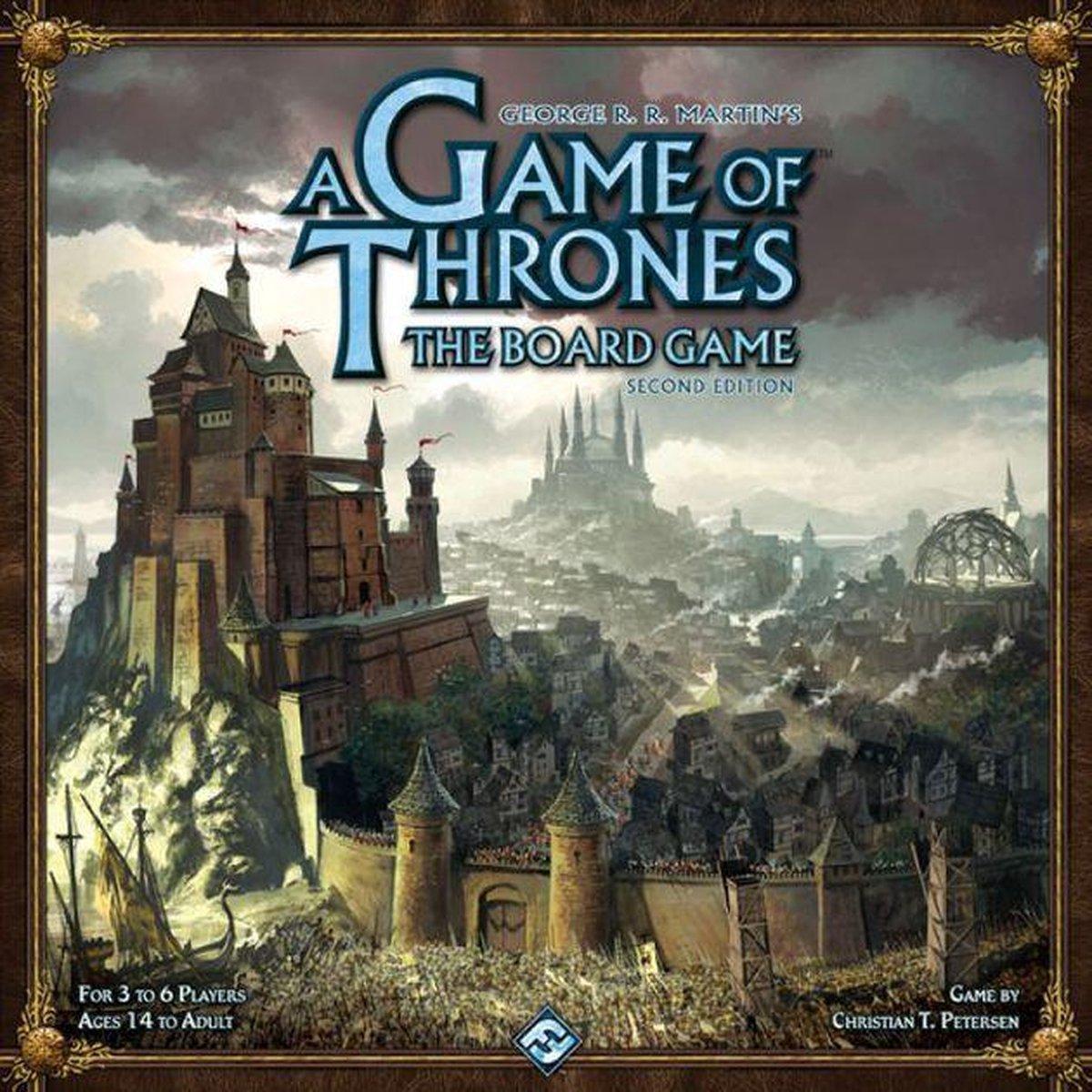 Game of Thrones - Engelstalig Bordspel