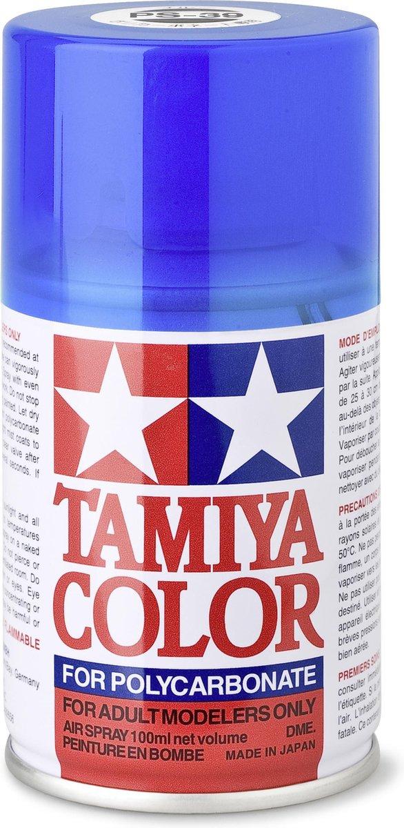 TAMIYA PS-39 Translucent Light Blue (spuitbus 100ml)