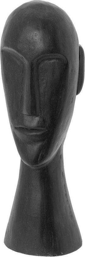 Riverdale Ornament Chaga zwart 38cm