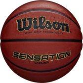 Wilson Basketbal Sensation Junior Oranje
