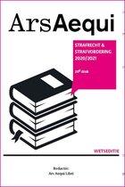 Ars Aequi Wetseditie - Strafrecht & strafvordering 2020/2021