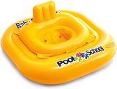 Intex Zwemstoel baby deluxe 1-2 jaar