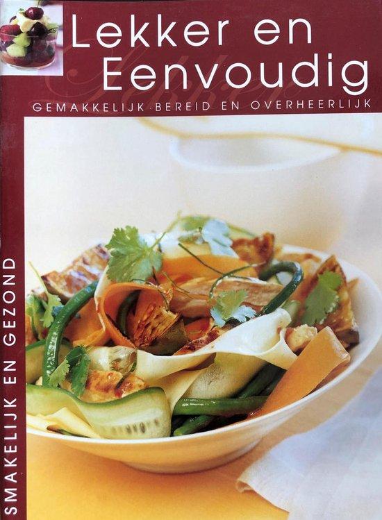 Minikookboekje Lekker en Eenvoudig - Allegrio |