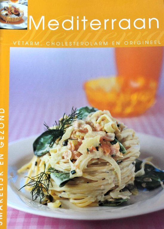 Minikookboekje Mediterraan - Allegrio |