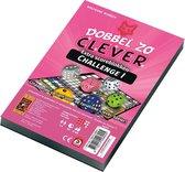 999 Games Dobbel zo Clever Challenge Scoreblok