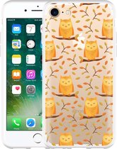 iPhone 7 Hoesje Cute Owls