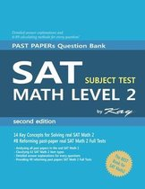 PAST PAPER Question Bank SAT subject test math level 2 second edition