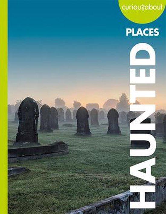 Boek cover Curious about Haunted Places van Gillia M Olson (Paperback)