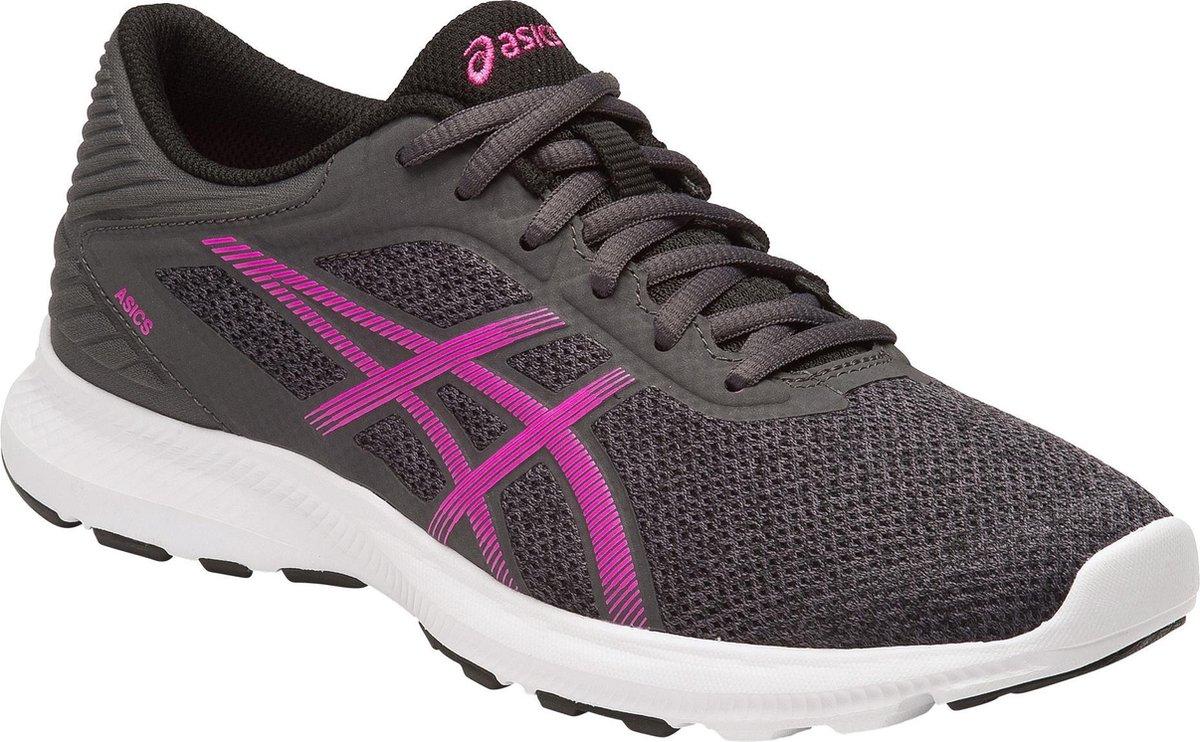 Asics Sportschoenen Maat 39.5 Vrouwen grijs,wit,roze