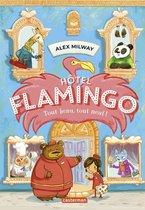 Hôtel Flamingo (Tome 1) - Tout beau, tout neuf !