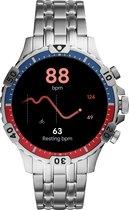 Fossil Smartwatches Garrett HR Gen 5 FTW4040 - Smartwatch - Zilver