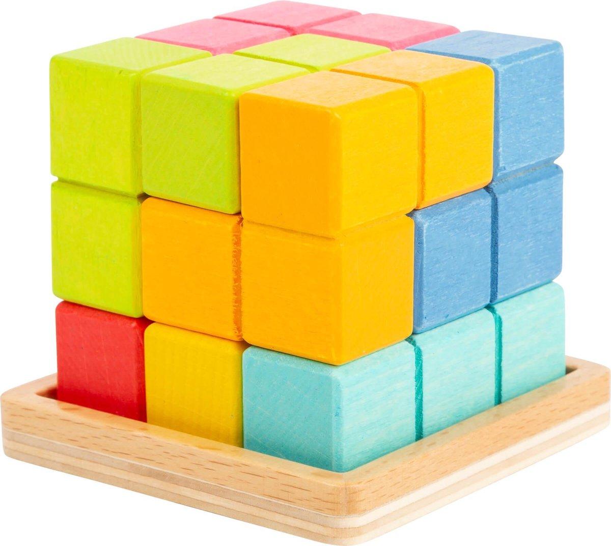 Popzie.NL | 3D Puzzel Tetris blokjes | Cadeua Kinderen