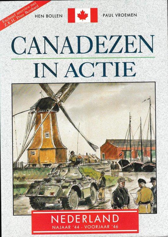 Canadezen in actie