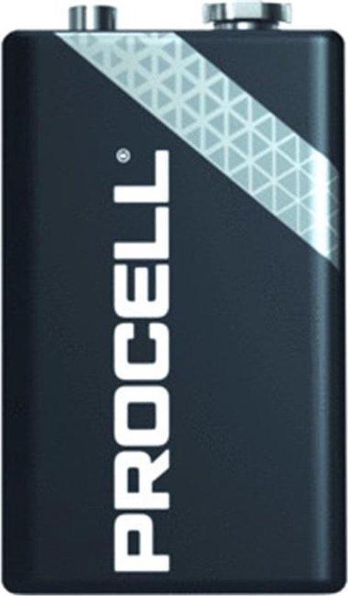ProCell 9V Industrial Batterijen - 10 stuks - - ProCell