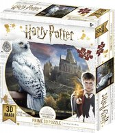 3D Image Puzzel - Harry Potter Hedwig