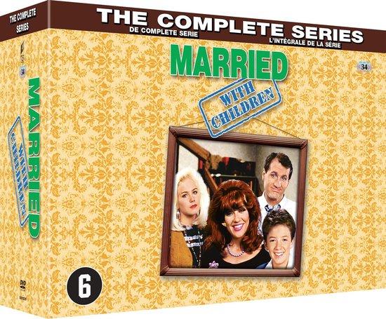 Married With Children - De Complete Serie