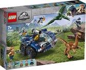 LEGO Jurassic Park Ontsnapping van Gallimimus en Pteranadon - 75940