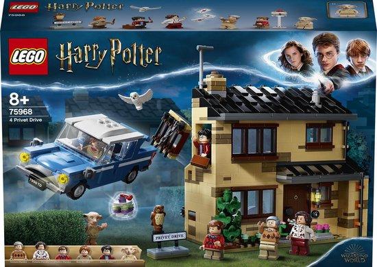 LEGO Harry Potter Ligusterlaan 4 - 75968