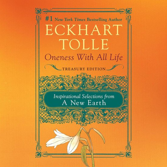 Boek cover Oneness with All Life van Eckhart Tolle (Onbekend)
