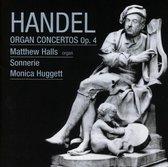 Organ Concertos Op4
