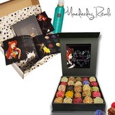 Chocoladna Rituals Chocolade giftset -Moederdag - Handgemaakte chocolade bonbons - 25 truffels - met een Rituals of Karma