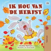 Dutch English Bilingual Edition - Ik hou van de herfst