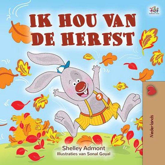 Dutch English Bilingual Edition - Ik hou van de herfst