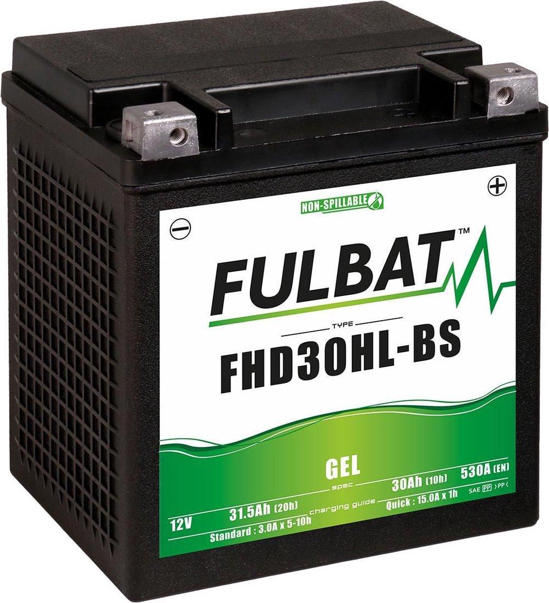 Fulbat FHD3OHL-BS Gel (H.D.) N