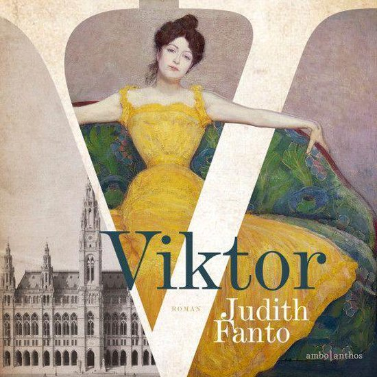 Boek cover Viktor van Judith Fanto (Onbekend)