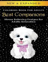 Best Companions - Adult Coloring Book