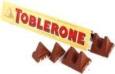 Toblerone Chocolade Reep Melk Geel 24 x 50 gram