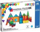 Magna-tiles Clear Colors DX 48 deluxe set