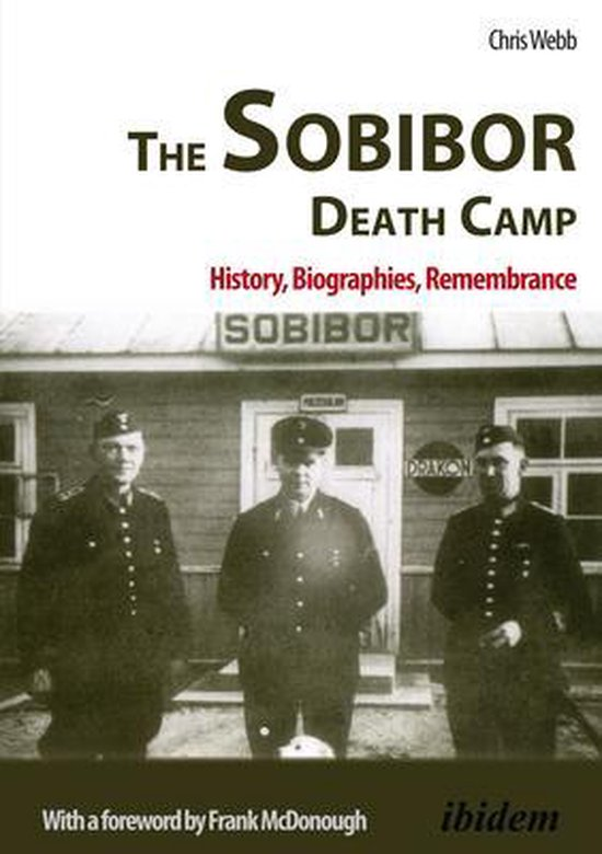 Boek cover The Sobibor Death Camp van Chris Webb
