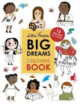 Little People, Big Dreams Coloring Book