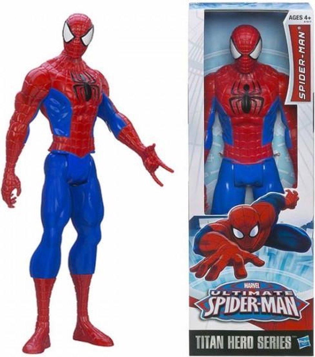 Hasbro Spider-Man Titan Hero Series