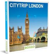 Bongo Bon Nederland - Citytrip London Cadeaubon - Cadeaukaart cadeau voor man of vrouw | 8 stadshotels