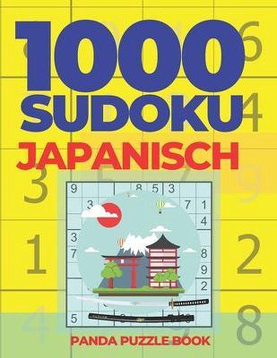 1000 Sudoku Japanisch